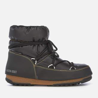 Moon Boot Women's Low Nylon Waterproof Boots