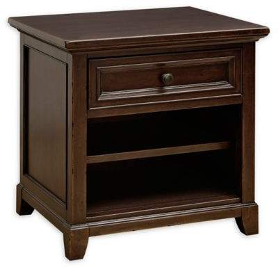 Harbor House Montclair End Table in Brown