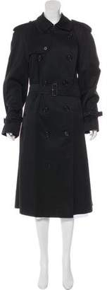 Burberry Vintage Trench Coat