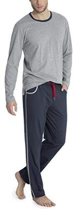 Calida Men's Elo Pyjama Sets,S