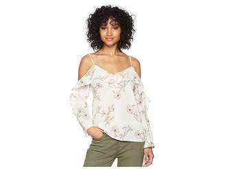 Paige Arabeth Blouse Women's Clothing