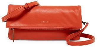 Matt & Nat Alaya Foldover Vegan Leather Crossbody Clutch Bag