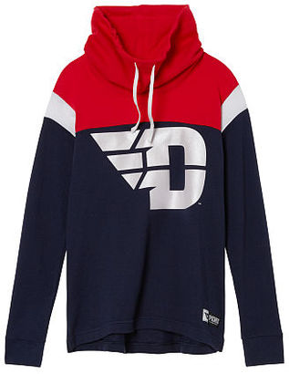 Victorias Secret University of Dayton Cowl Pullover $24.99 thestylecure.com