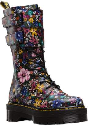 Dr. Martens Womens Jagger Wanderlust Leather Boots 8 US