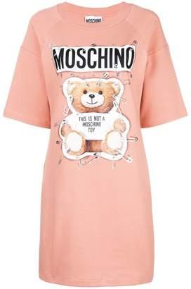 Moschino Toy Bear T-shirt dress