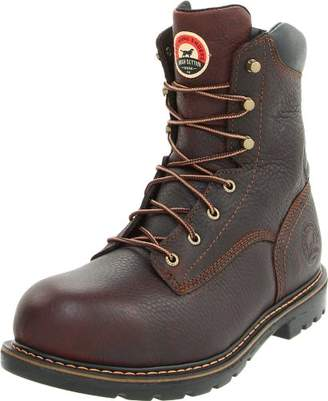 "Irish Setter Men's 83804 8"" Aluminum Toe Work Boot"