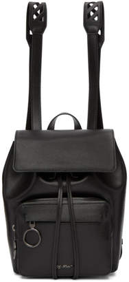 Off-White Off White Black Mini Backpack