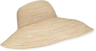 Kokin Bicolor Wave Floppy Packable Sun Hat