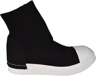 Cinzia Araia Contrast Sneaker Boots