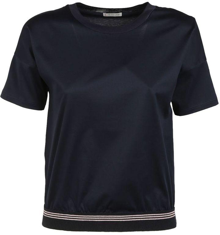 MonclerMoncler Moncler Cropped T-shirt