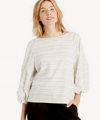 Sole Society Voluminous 3/4 Sleeve Top