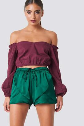 Iva Nikolina X Na Kd Short Flounce Shorts