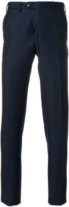 Brioni slim tailored trousers