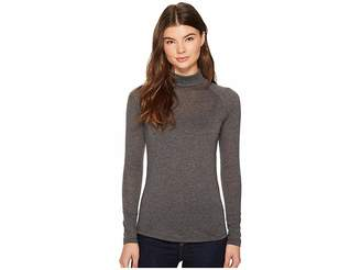 Alternative Eco-Gauze Debut Turtleneck Women's Clothing