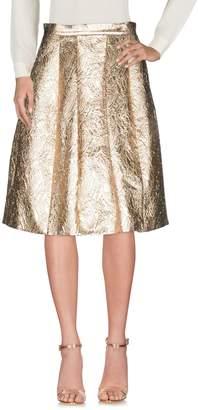 Oscar de la Renta Knee length skirts