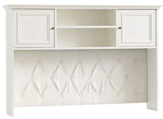 Pottery Barn Teen Chelsea Desk Hutch, Large, Simply White