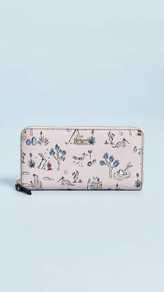 Kate Spade Desert Muse Lacey Continental Wallet