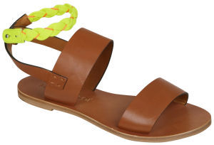See by Chloe Women's Sandals - Fluro/Sand