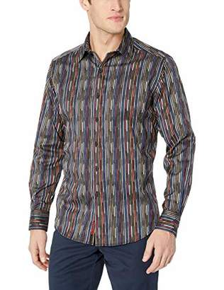 Robert Graham Men's Shepherd Long Sleeve Classic FIT Shirt