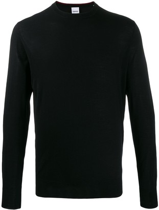 Aspesi knitted crew-neck jumper