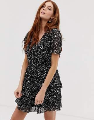 AllSaints Illia Pippa mini dress