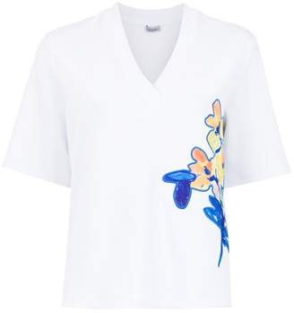 Tufi Duek embroidered top