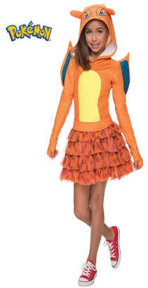 BuySeasons Pokemon Charizard Girl Costume