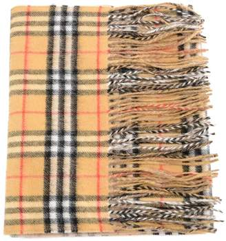 Burberry Reversible Scarf