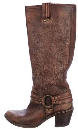 Frye Maxine Trapunto Knee-High Boots