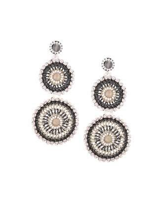Capri Colette Abigail Double-Drop Earrings