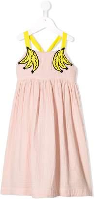 Stella McCartney banana patch dress