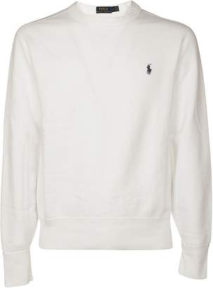 Ralph Lauren Polo Logo Embroidery Sweatshirt