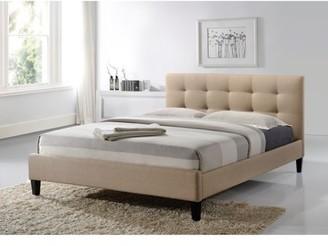 Altozzo Upholstered Platform Bed