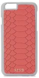 GiGi New York Python Leather iPhone 7 Plus Case