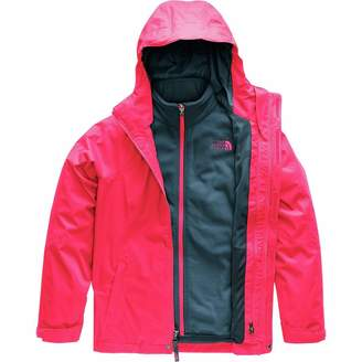 5e24081423b The North Face Mountain View Hooded Triclimate Jacket - Girls