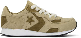 J.W.Anderson Khaki Converse Edition Thunderbolt OX Sneakers