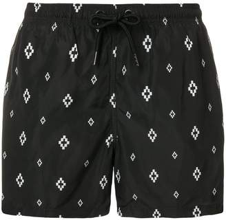 cdae479dd17 Mens Black Swim Shorts - ShopStyle UK