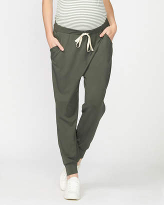 Jaya Stripe Slouch Pants