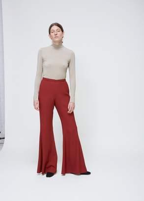 Rosetta Getty Straight Flare Trouser