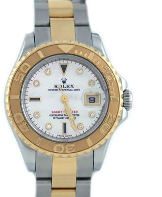 Rolex Yacht-Master 169623 Stainless Steel/Yellow Gold Automatic 29mm Womens Watch 2005