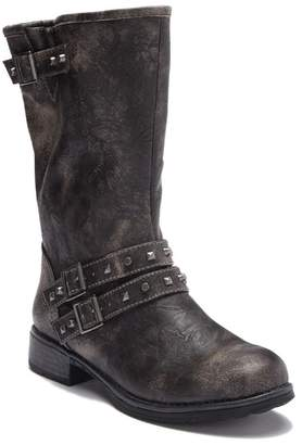 Chinese Laundry Tearly Loredo Burnished Studded Boot