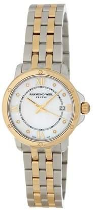 Bulova Women's Mother of Pearl Watch, 32mm