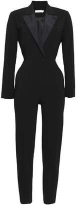 A.L.C. Kensington Cutout Stretch-Crepe Jumpsuit