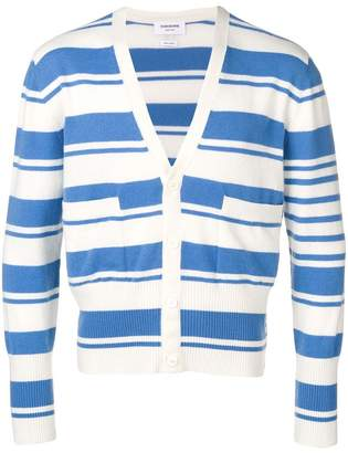 Thom Browne striped cardigan