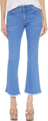Stella McCartney Skinny Kick Jeans $375 thestylecure.com