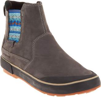 Keen Waterproof Leather Ankle Boots - Elsa II Chelsea
