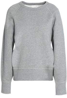 Rag & Bone Printed Cotton-Terry Sweatshirt