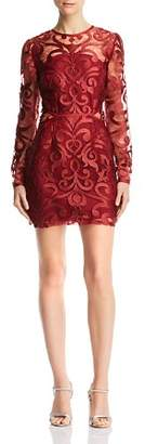 Finders Keepers Alchemy Embroidered Mini Dress - 100% Exclusive