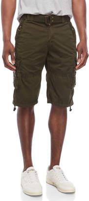 Rock & Stone Belted Cargo Shorts