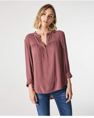 AG Jeans The Jess Shirt - Mellow Fig